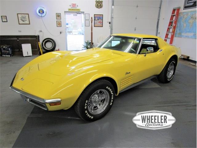 Picture of 1970 Chevrolet Corvette Auction Vehicle Offered by  - P1LP