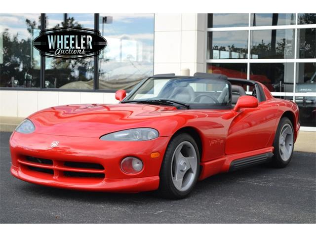 Picture of 1993 Dodge Viper located in Missouri Auction Vehicle - P1LR