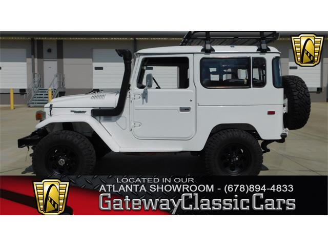 Picture of '78 Land Cruiser FJ40 - OVPS