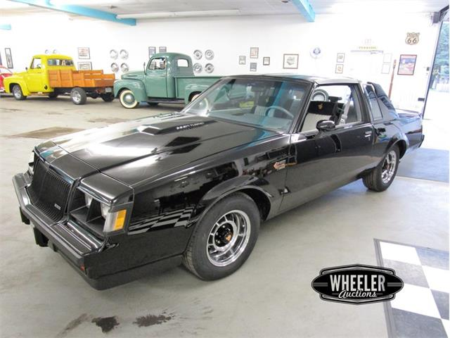 Picture of '87 Grand National - P1LW