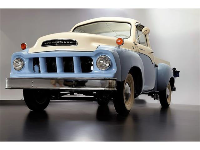 Picture of '57 1/2 Ton Pickup Truck - P1LX