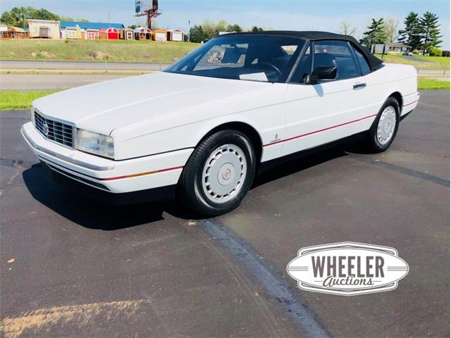 Picture of '92 Cadillac Allante Auction Vehicle Offered by  - P1LY