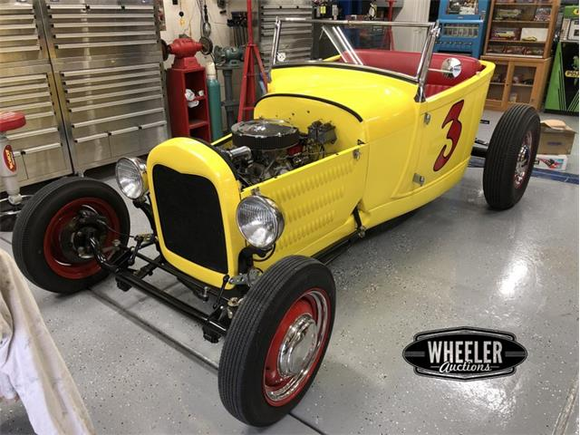 Picture of 1928 Ford Roadster located in Park Hills Missouri Auction Vehicle - P1MA