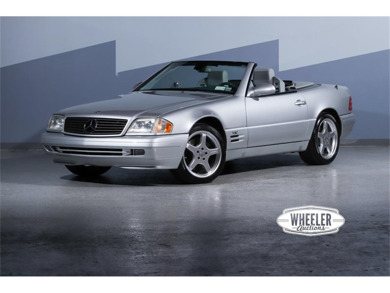 Large Picture of '99 SL600 - P1MP