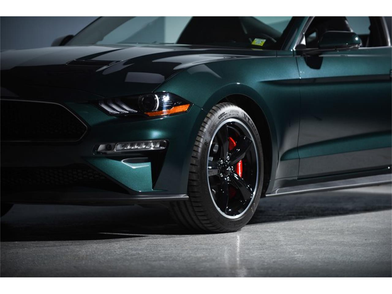 Large Picture of '19 Mustang - P1MR