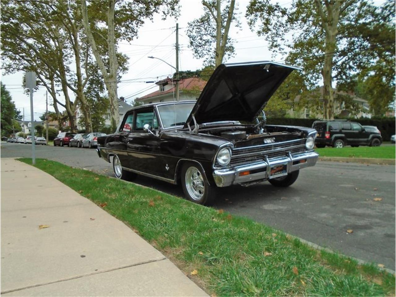 Large Picture of '67 Nova - P1MS