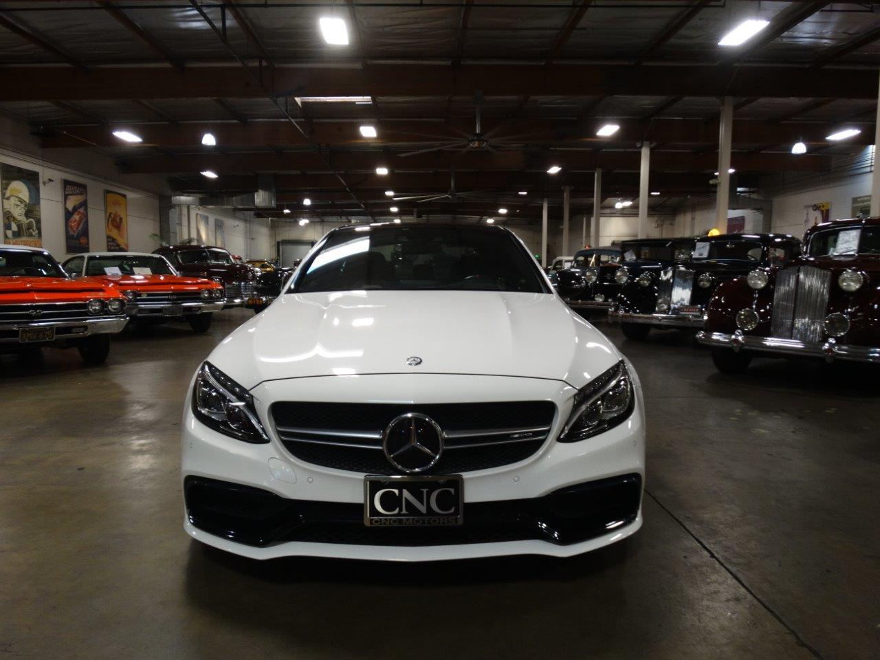 Large Picture of '16 C63 AMG - P1MT