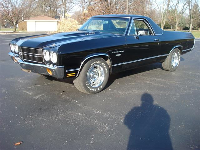 Picture of '70 Chevrolet El Camino located in naperville Illinois - $14,900.00 - P1MX