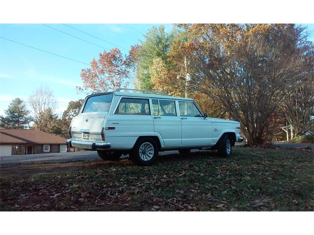 Picture of '84 Jeep Grand Wagoneer Offered by a Private Seller - P1N0