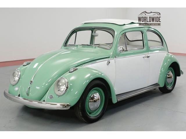 Picture of '60 Beetle - P1N8