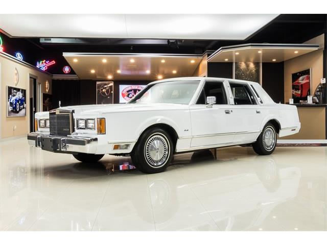 Classic Lincoln Town Car For Sale On Classiccars Com