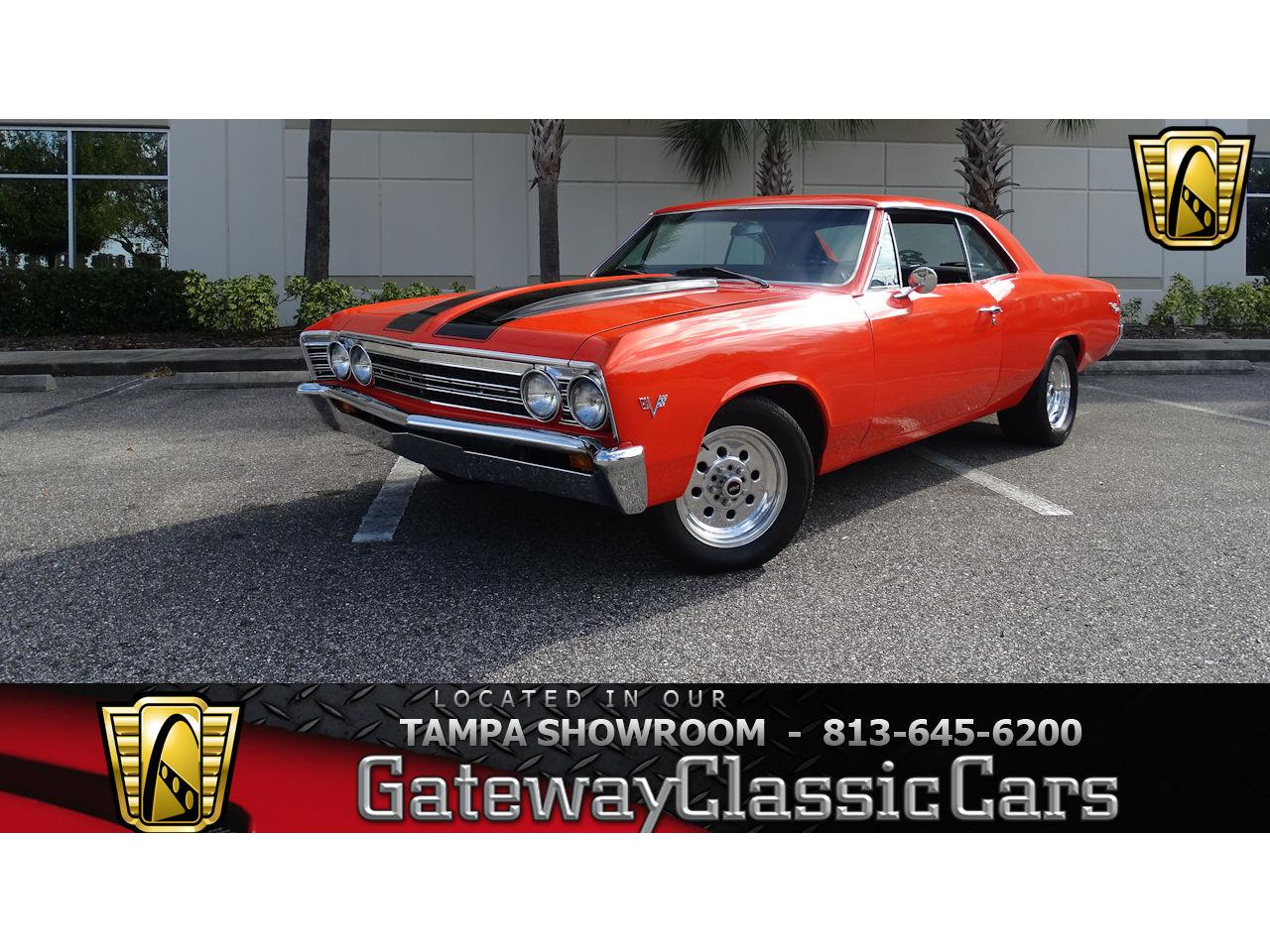 Large Picture of '67 Chevelle - P1NY