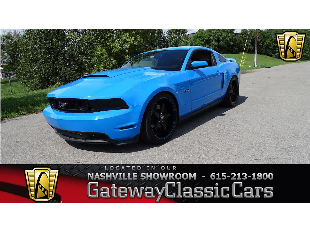 Large Picture of '11 Mustang - P1OF