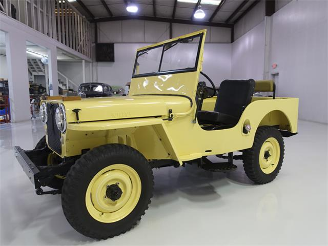 Picture of 1948 Willys CJ2 located in St. Louis Missouri - $19,900.00 Offered by  - P1OP