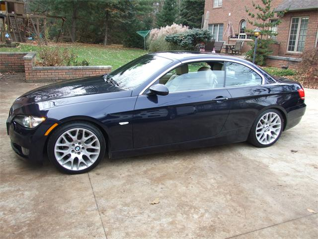 Picture of '08 BMW 328i located in Canton Ohio Offered by  - P1OU