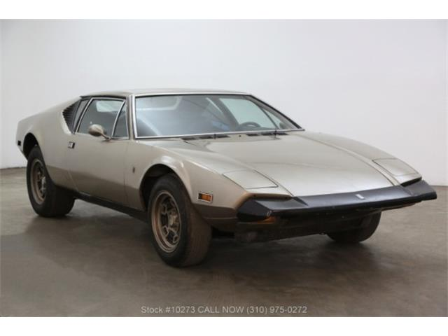 Picture of '74 De Tomaso Pantera - $44,500.00 Offered by  - P1P0