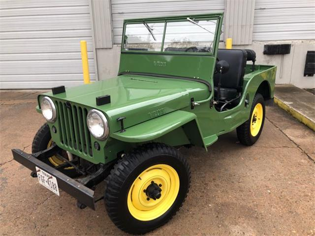 Picture of Classic '46 CJ2 Offered by  - P1P2