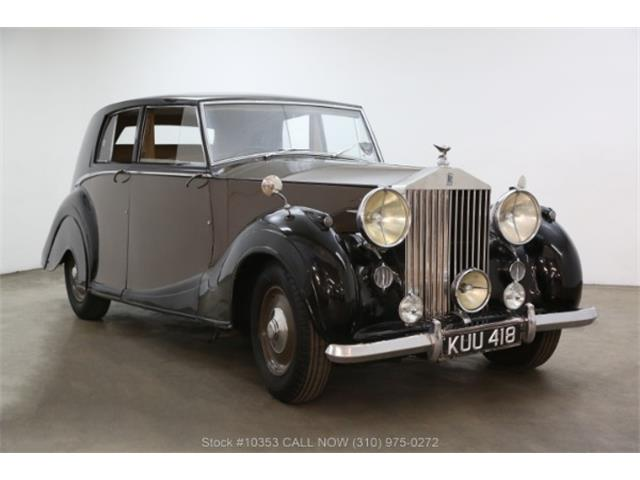 Picture of Classic 1949 Rolls-Royce Silver Wraith - P1PI