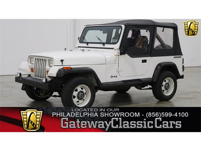 Picture of '88 Wrangler - P1PV
