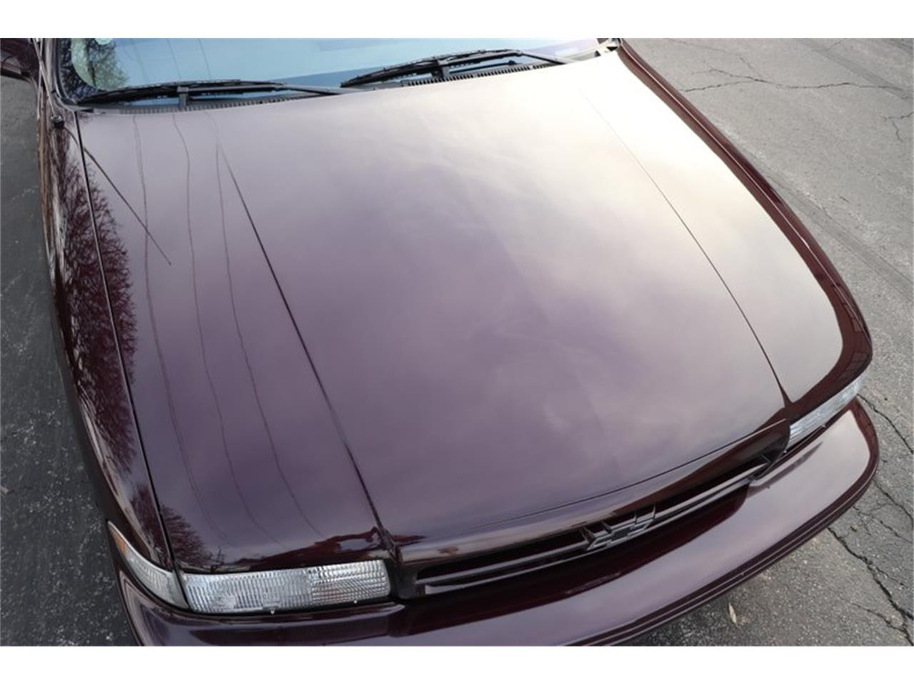 Large Picture of 1996 Impala - P1PX