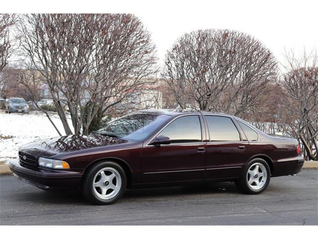 Picture of '96 Impala - P1PX