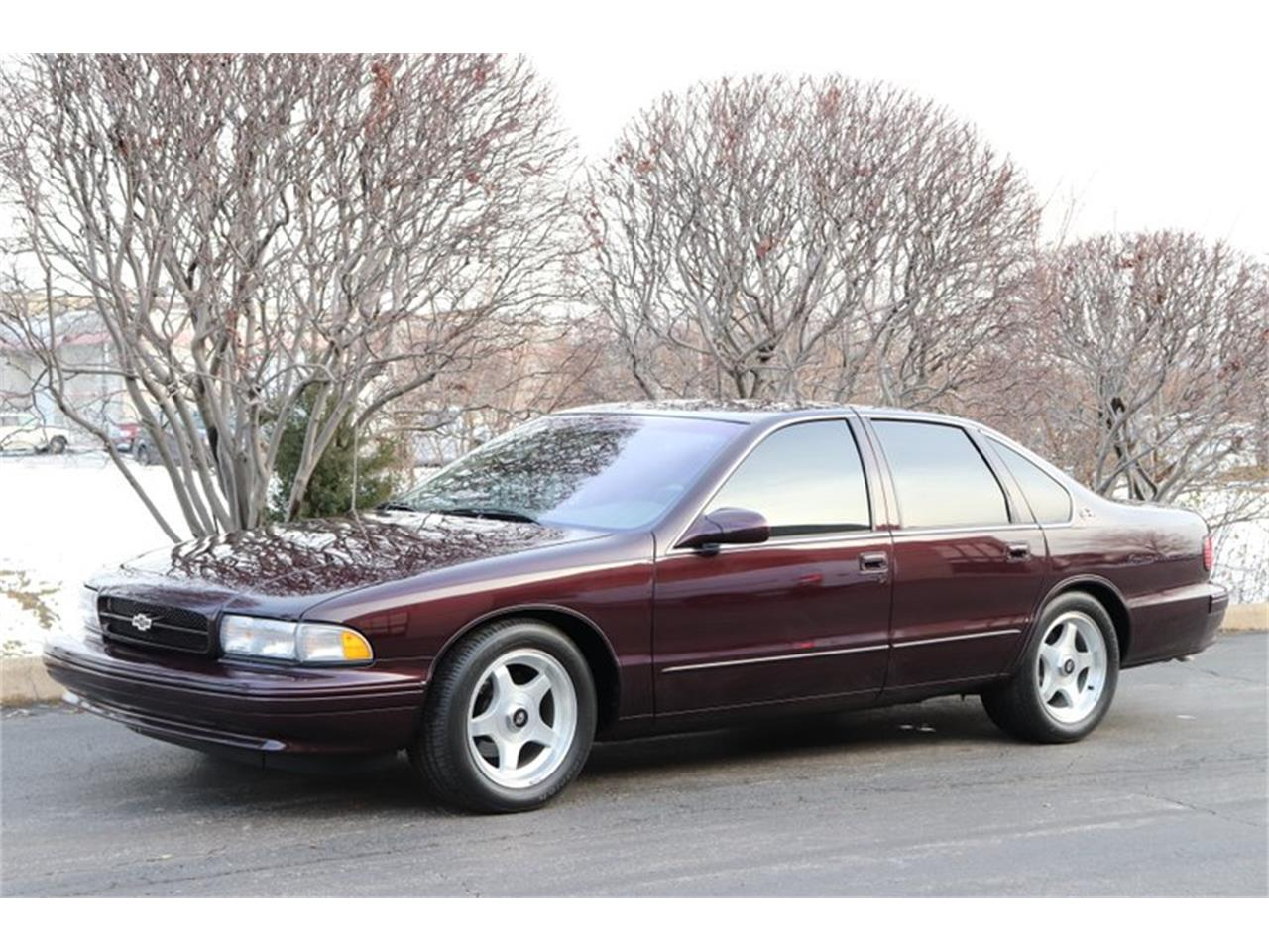 Large Picture of '96 Impala - P1PX
