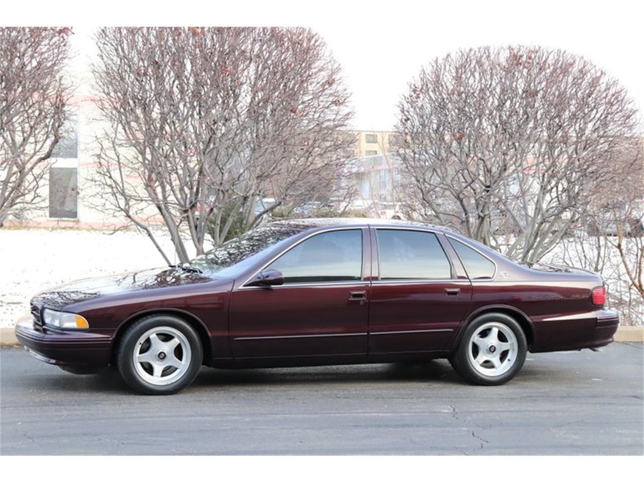 Large Picture of 1996 Impala located in Alsip Illinois - P1PX