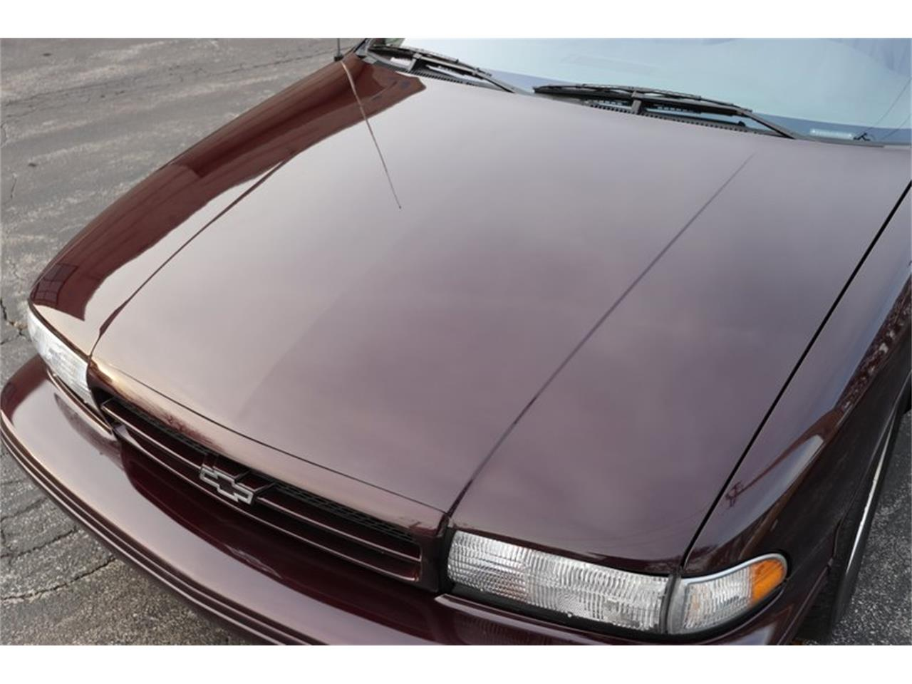 Large Picture of 1996 Impala located in Alsip Illinois - $28,900.00 Offered by Midwest Car Exchange - P1PX