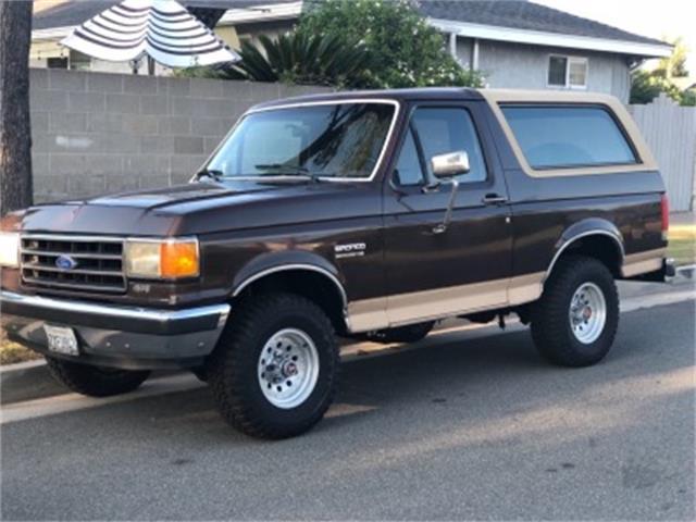 Picture of 1991 Bronco located in Mundelein Illinois - $15,995.00 - P1Q1