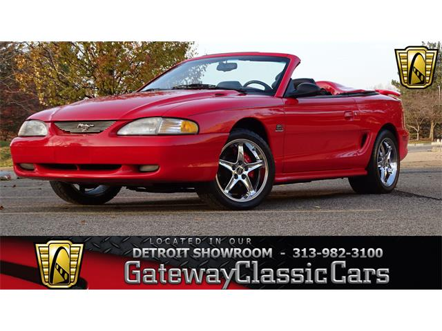 Picture of '95 Mustang - P1QM