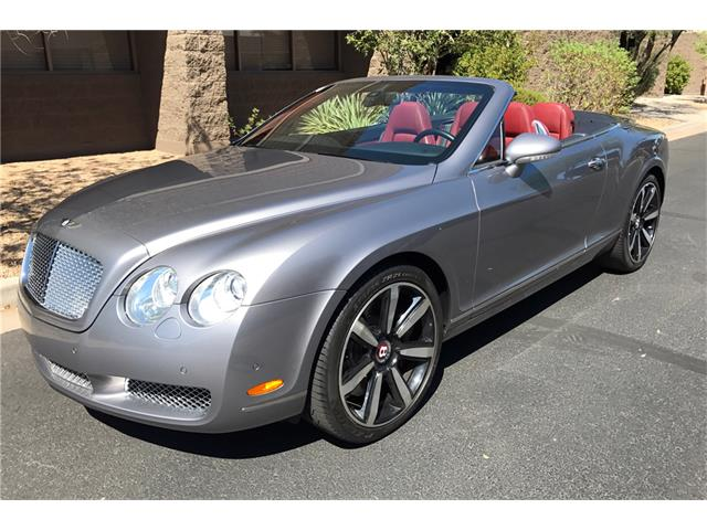 Picture of '07 Continental GTC - P1RS