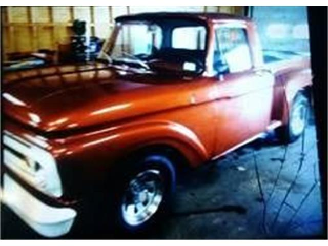 Picture of '61 F100 - OVQH
