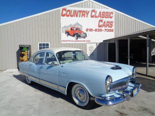 Picture of Classic '54 Kaiser Manhattan located in Illinois - P1TE