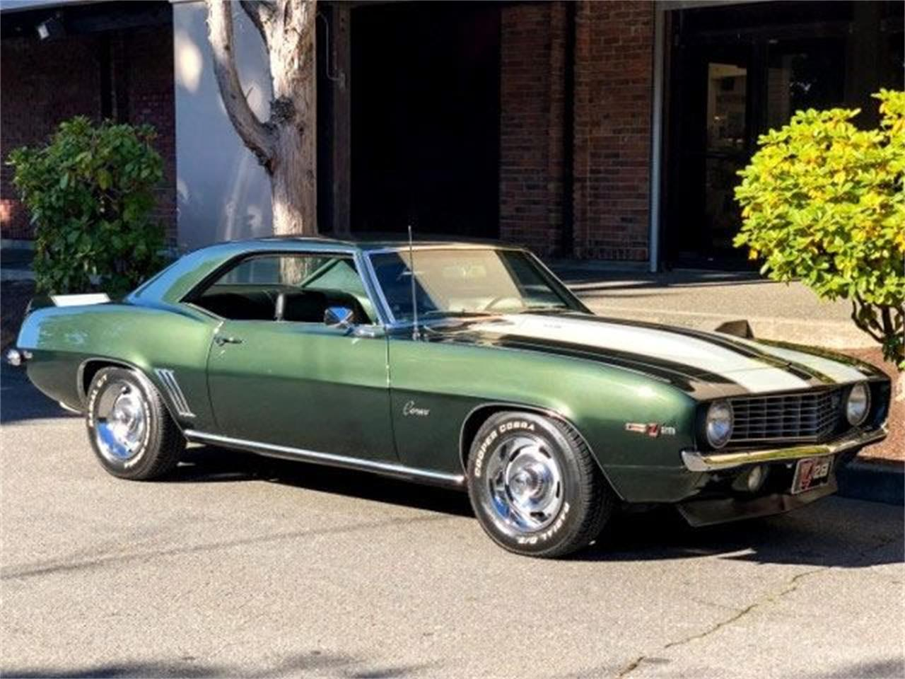Muncie Car Dealers >> 1969 Chevrolet Camaro Z28 for Sale | ClassicCars.com | CC ...