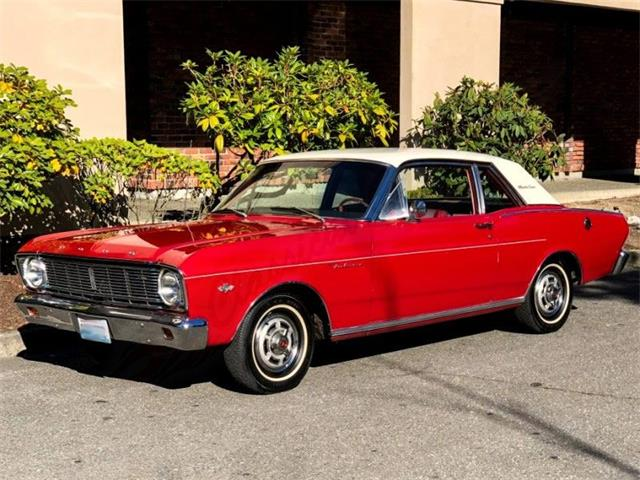 Picture of Classic '66 Falcon Futura located in Texas - $14,500.00 - P1TJ