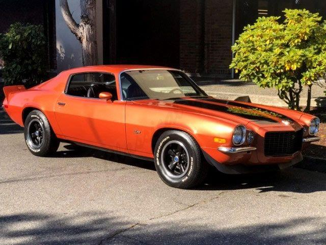 Picture of '71 Camaro Z28 - P1TK
