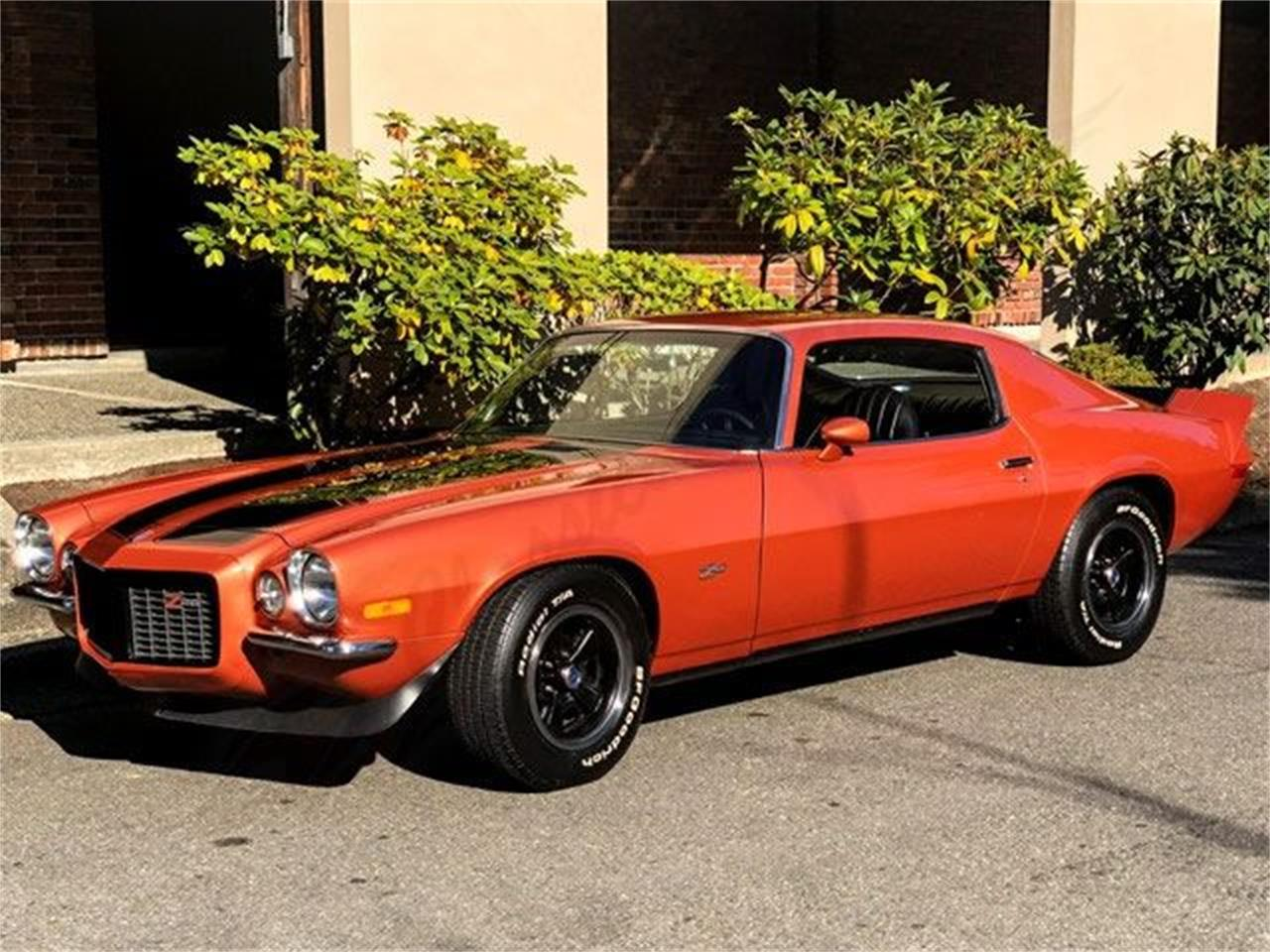 Large Picture of '71 Camaro Z28 - P1TK