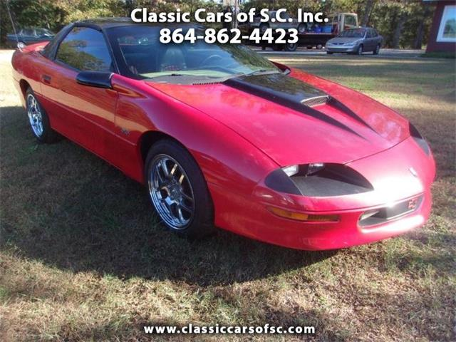 Picture of '97 Chevrolet Camaro located in Gray Court South Carolina - P1TT