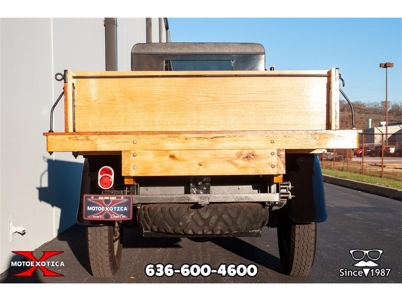 Large Picture of Classic '30 Chevrolet Series LR 1 1/2-Ton Flatbed located in Missouri - P1TW