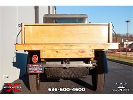 Picture of 1930 Chevrolet Series LR 1 1/2-Ton Flatbed Offered by MotoeXotica Classic Cars - P1TW