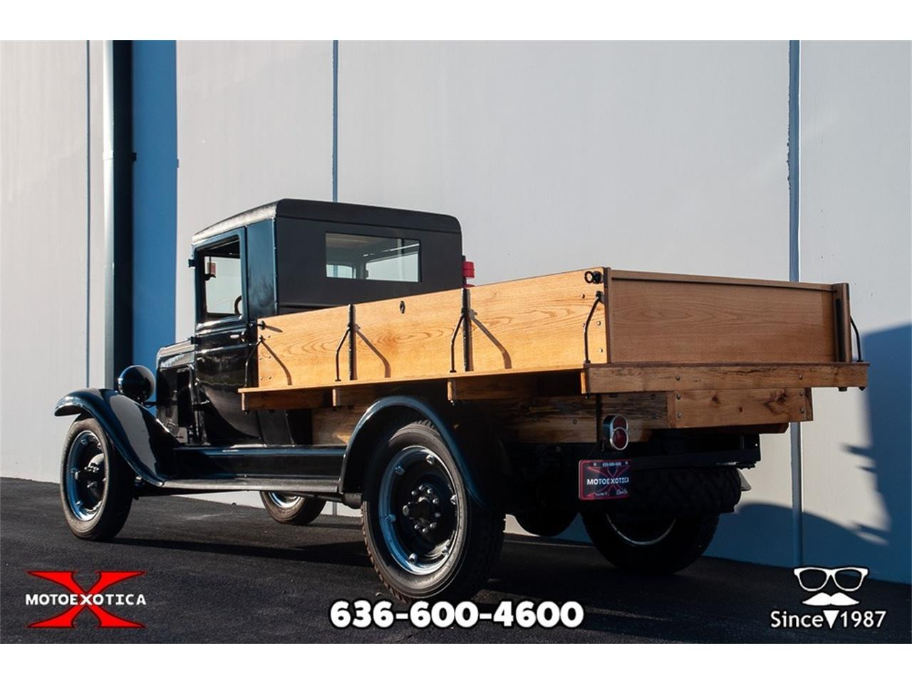 Large Picture of Classic 1930 Chevrolet Series LR 1 1/2-Ton Flatbed located in Missouri Offered by MotoeXotica Classic Cars - P1TW