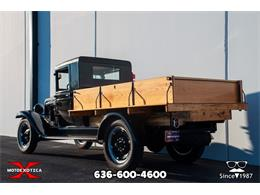 Picture of Classic '30 Chevrolet Series LR 1 1/2-Ton Flatbed located in Missouri Offered by MotoeXotica Classic Cars - P1TW