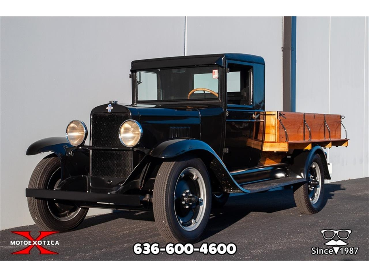 Large Picture of Classic '30 Chevrolet Series LR 1 1/2-Ton Flatbed - $21,900.00 Offered by MotoeXotica Classic Cars - P1TW