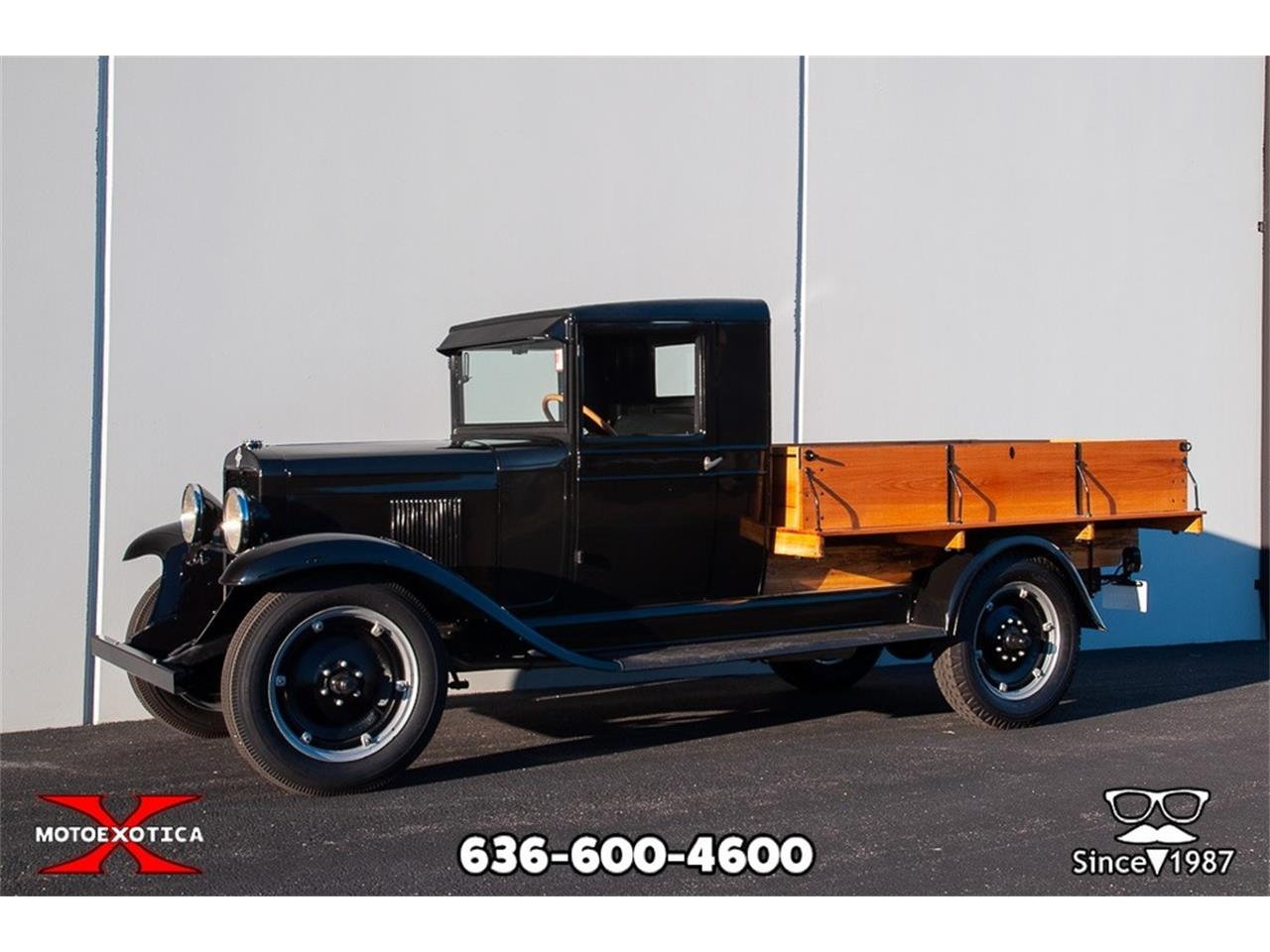 Large Picture of Classic '30 Series LR 1 1/2-Ton Flatbed located in Missouri Offered by MotoeXotica Classic Cars - P1TW