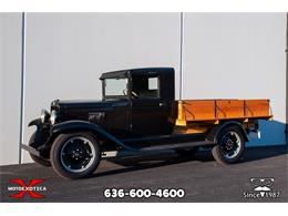 Picture of Classic '30 Series LR 1 1/2-Ton Flatbed located in Missouri - $21,900.00 Offered by MotoeXotica Classic Cars - P1TW