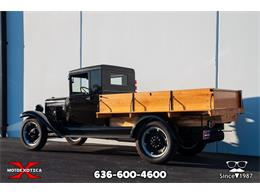 Picture of Classic 1930 Chevrolet Series LR 1 1/2-Ton Flatbed located in Missouri Offered by MotoeXotica Classic Cars - P1TW