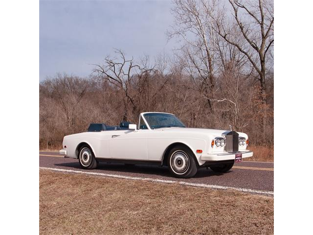 Picture of '85 Rolls-Royce Corniche located in Missouri Offered by  - P1TY