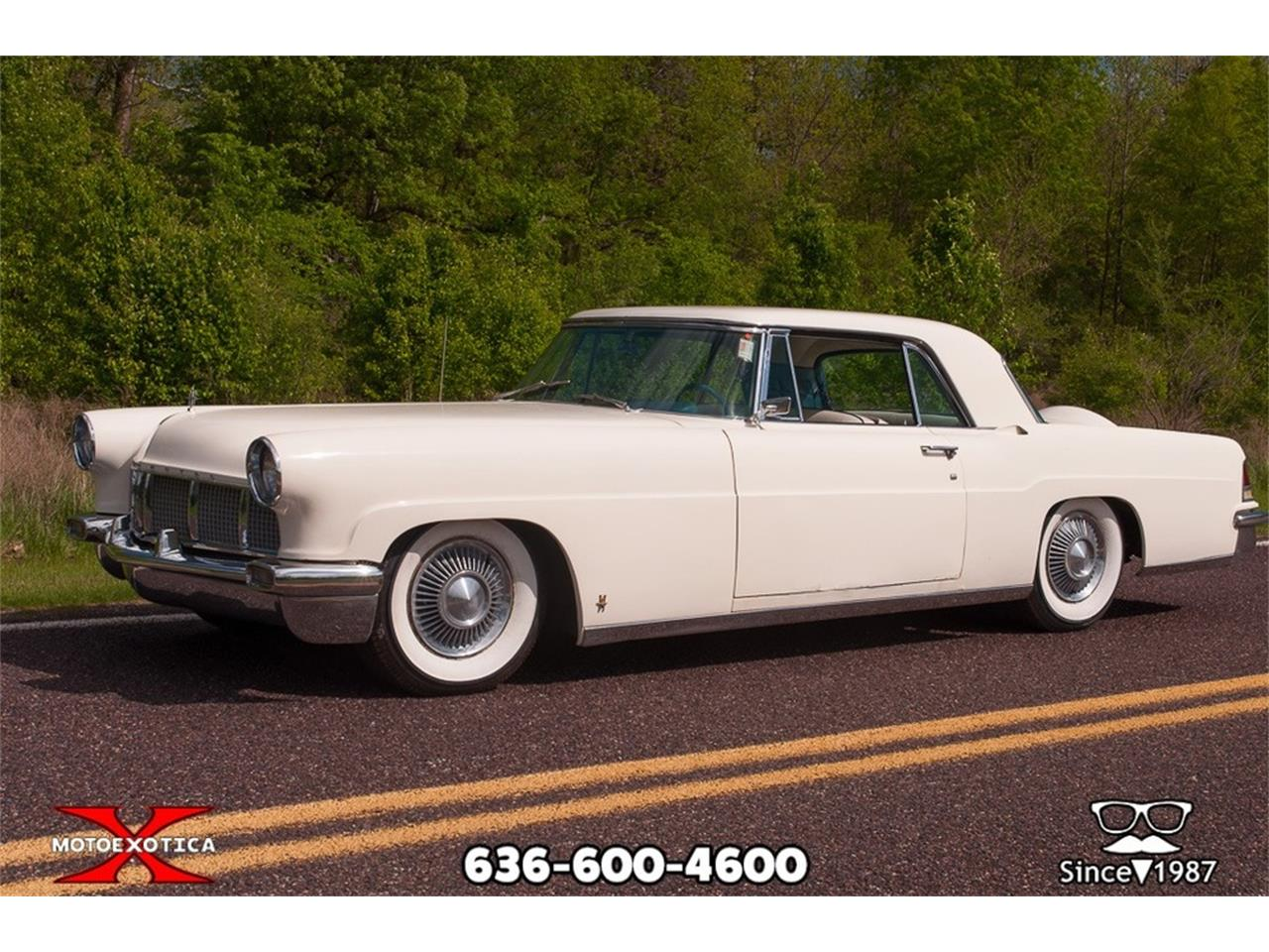 Large Picture of Classic 1956 Continental Mark II located in Missouri - $32,900.00 Offered by MotoeXotica Classic Cars - P1U0