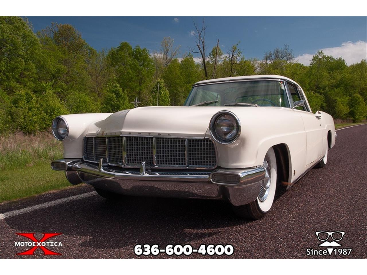 Large Picture of 1956 Continental Mark II located in St. Louis Missouri - $32,900.00 Offered by MotoeXotica Classic Cars - P1U0