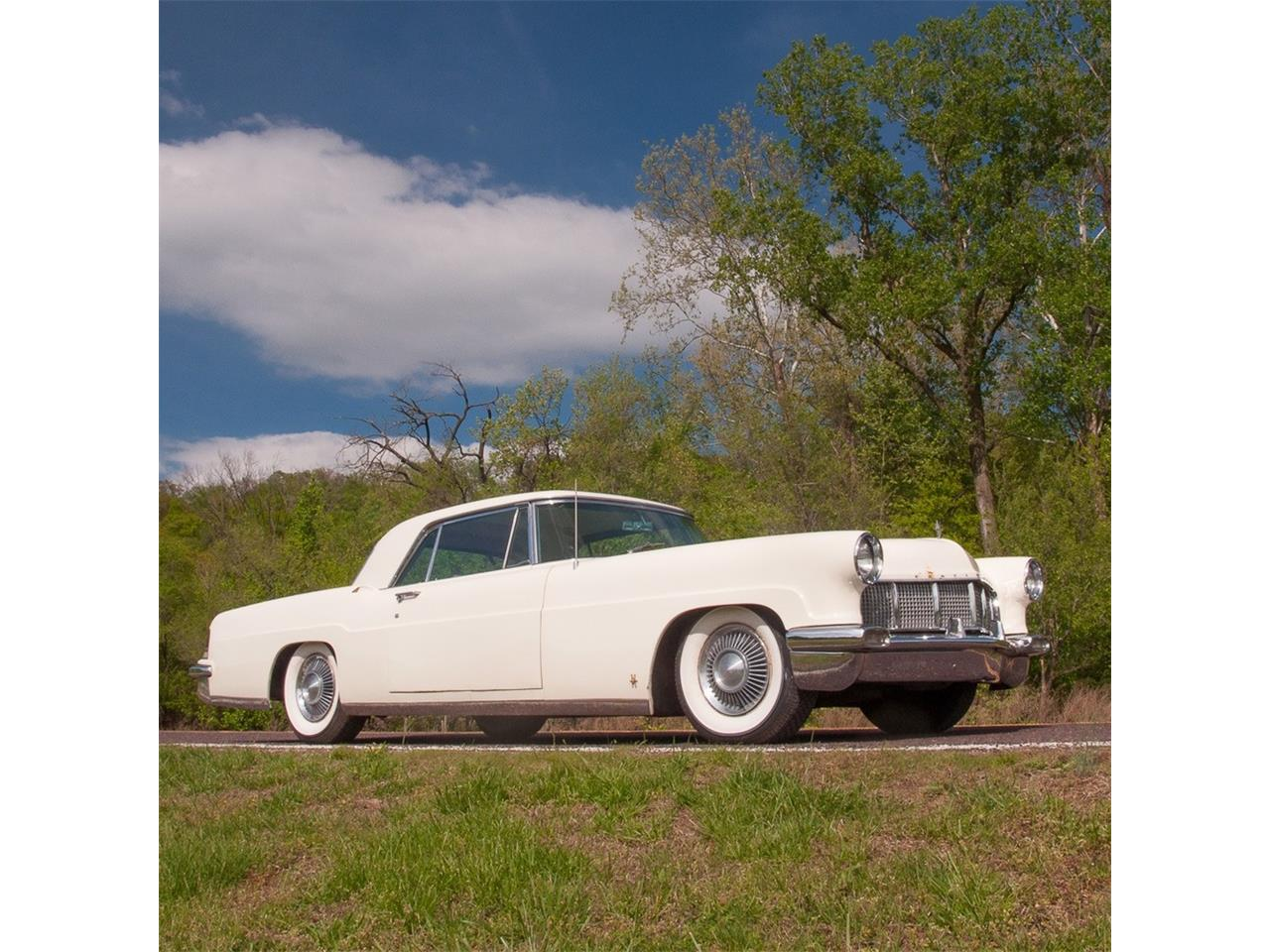Large Picture of '56 Continental Mark II - P1U0